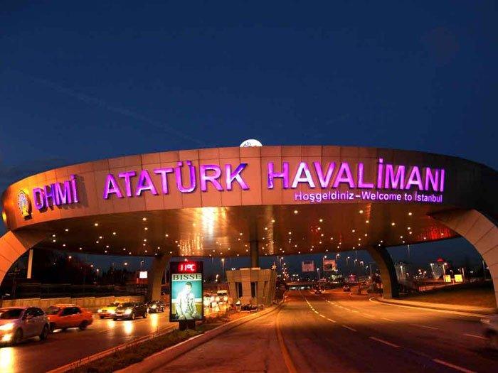 """صورة تركيا تقرر انهاء عمل مطار """"أتاتورك"""" الدولي"""
