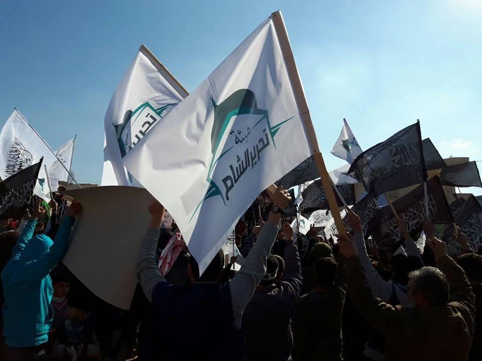 صورة صحيفة تركية: حملة عسكرية لـ 4 دول ضد تحرير الشام