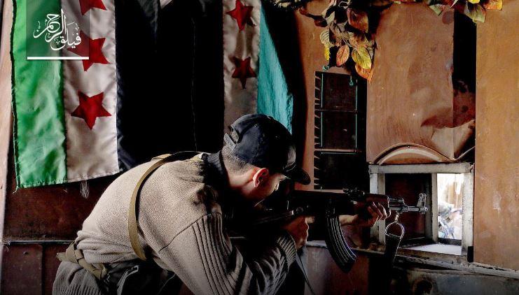 صورة اتفاق تهدئة برعاية روسية شرقي دمشق