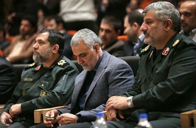 صورة مصرع جنرال إيراني على يد تنظيم الدولة