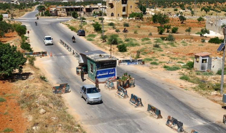صورة تحرير الشام تصادر عشرات المنازل بإدلب