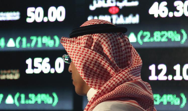 صورة البورصة السعودية تخسر 22 مليار دولار بشهر