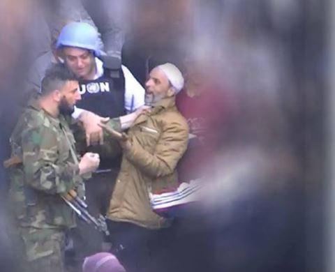 صورة ملايين الدولارات تغدقها الأمم المتحدة على الأسد