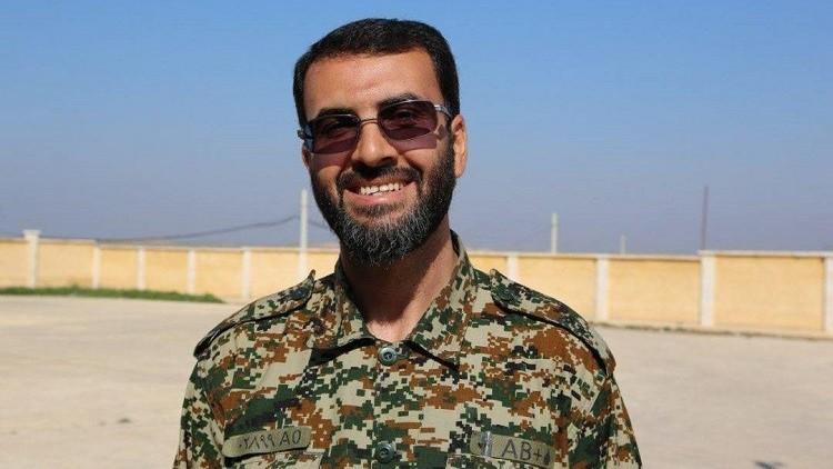 صورة نجا من الحرب الإيرانية العراقية وقُتل بحلب