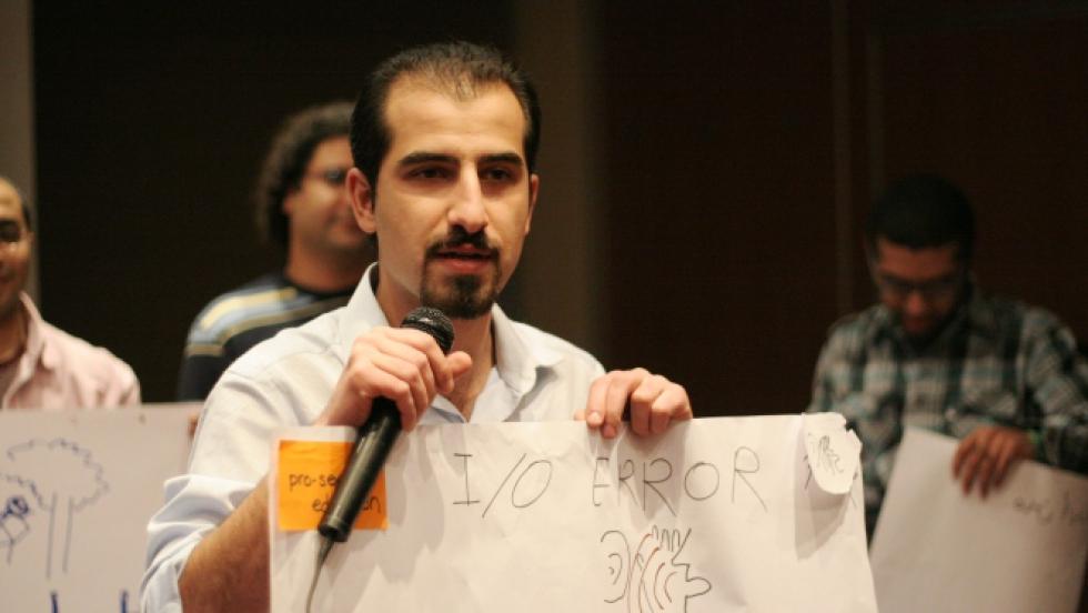 """صورة منظمات تطالب الأسد بالكشف عن ظروف مقتل """"الصفدي"""""""