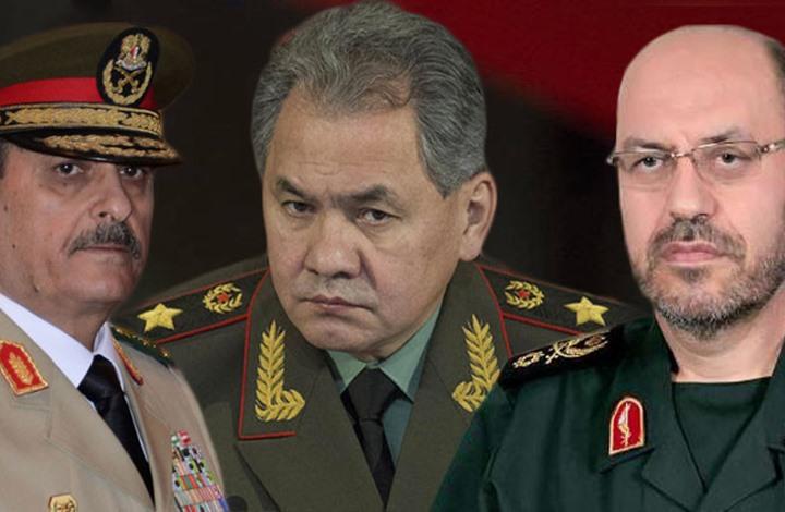 صورة خبير روسي: الشرخ مع طهران بسوريا يتسع