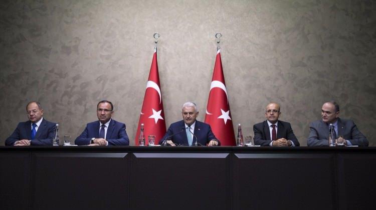 صورة يلدريم: هناك خطوات جادة لإحلال سلام دائم بسوريا
