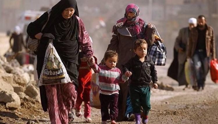 """صورة دعوة أممية لـ """"هدنة إنسانية"""" بالرقة"""