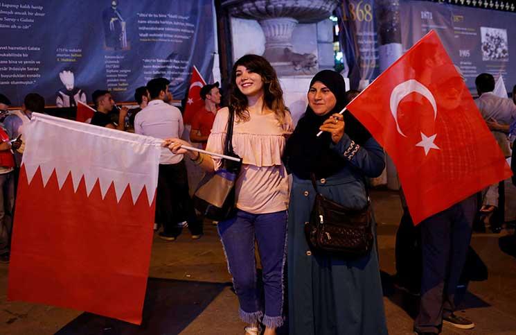 صورة تركيا تعزز التعاون الزراعي مع قطر
