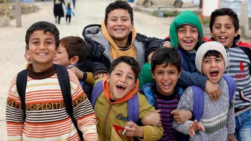 صورة حملة إعلامية لبنانية لتخفيف التوتر بين مواطنيها والسوريين