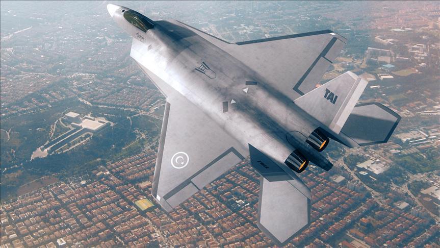 صورة تركيا تنتج المقاتلة TF-X عوضاً عن F-16