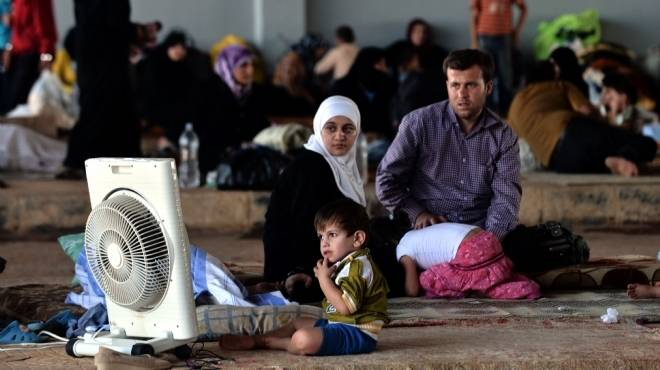 صورة مصر تستمر برفض منح فلسطينيي سورية إقامات على أراضيها