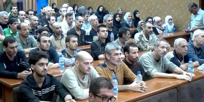 صورة الحرية لعشرات المعتقلين..صفقة تبادل بين الحر والنظام