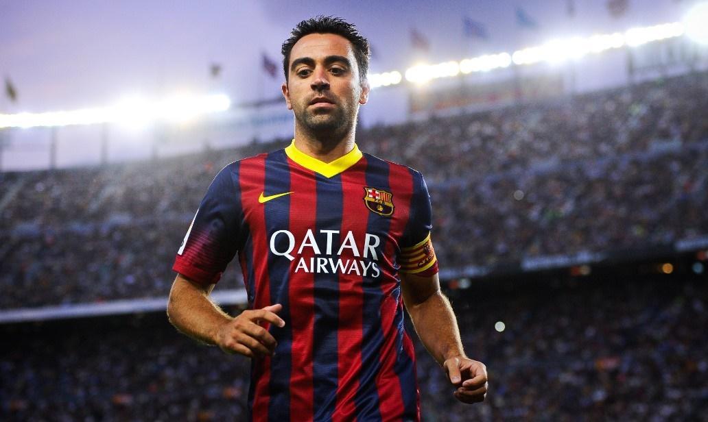 صورة تشافي يشن هجوماً لاذعاً على إدارة برشلونة