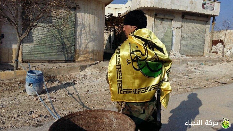 صورة النجباء..أخطر ميليشيا تساند إيران بسوريا