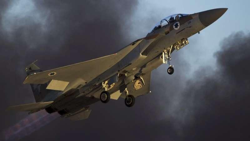 صورة أس 400 صمتت ودفاعات الأسد تعامت..إسرائيل تضرب مركز البحوث العسكرية