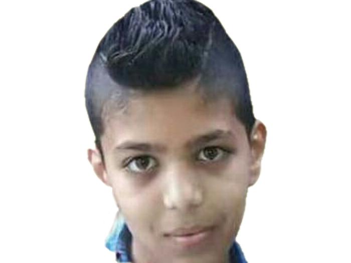 صورة قضاء طفل برصاص طائش بدمشق