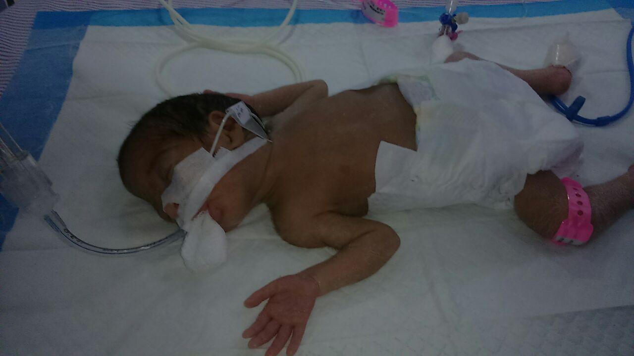 صورة مشفى لبناني يحتجز جثة طفلة لاجئة لعجز أسرتها دفع فاتورة العلاج!