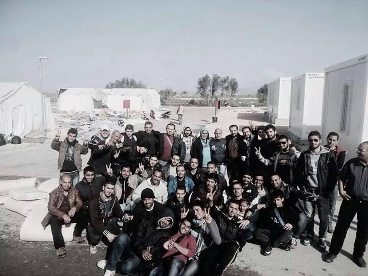 صورة فلسطينيو سورية غرباء في برهم وبحرهم