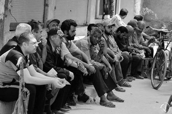 صورة تقدير إستراتيجي حول مستقبل اللاجئين الفلسطينيين بسوريا