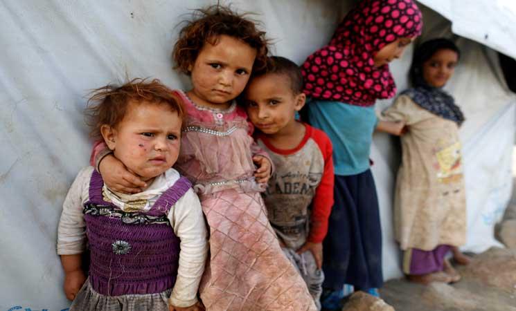 صورة مسؤول أممي: 21 مليون طفل بحاجة لمساعدات بسوريا والعراق واليمن