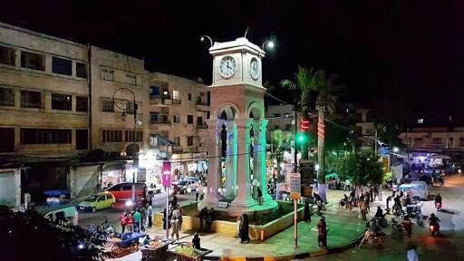 صورة إدلب الخضراء لن تكون موصلاً سوداء