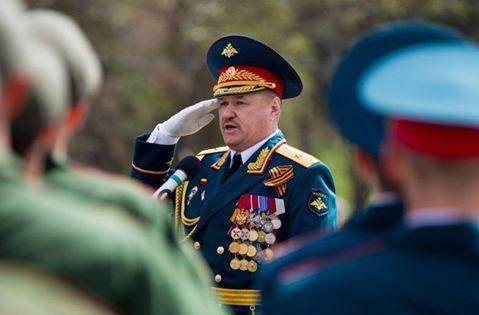 صورة هل تمت تصفية الجنرال الروسي بدير الزور؟