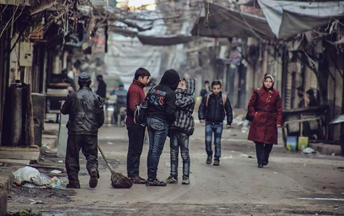 صورة 594 اعتداء على مراكز مدنية منذ 2017