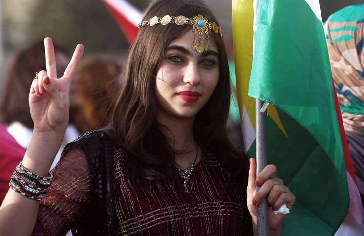 صورة معارضون سوريون: الأسد يستدرج الأكراد نحو الهاوية