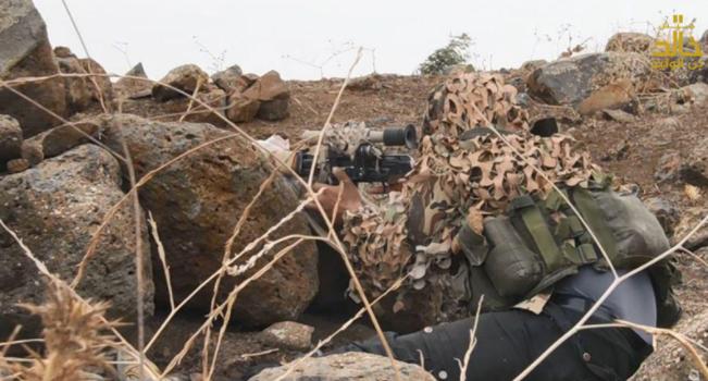 صورة جيش خالد يهاجم قرى جديدة بريف درعا ويقتل عدداً من الثوار