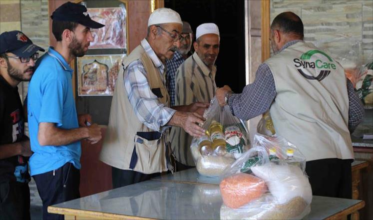 صورة جنوب دمشق مهدد بتجفيف منابع الدعم