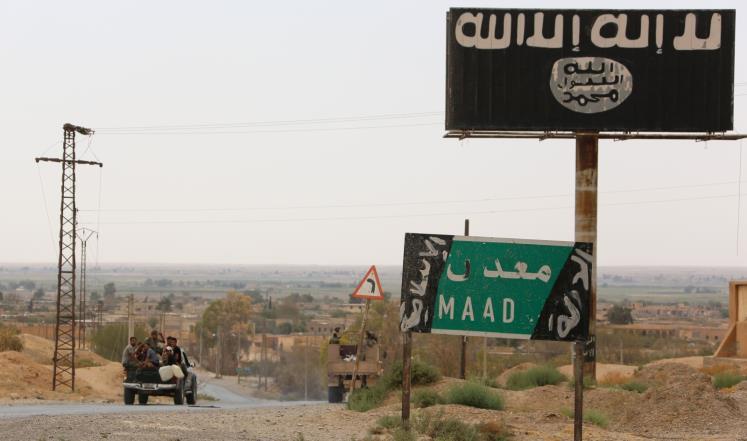 صورة موسكو: لا رغبة أمريكية بهزيمة تنظيم الدولة في سوريا