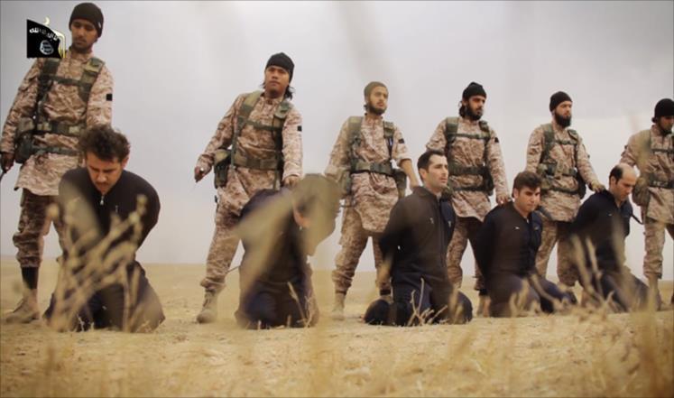 """صورة ما وراء ذلك؟..تنظيم الدولة يتراجع عن """"تكفير الغير ويُسقط تهمة الخوارج""""!"""
