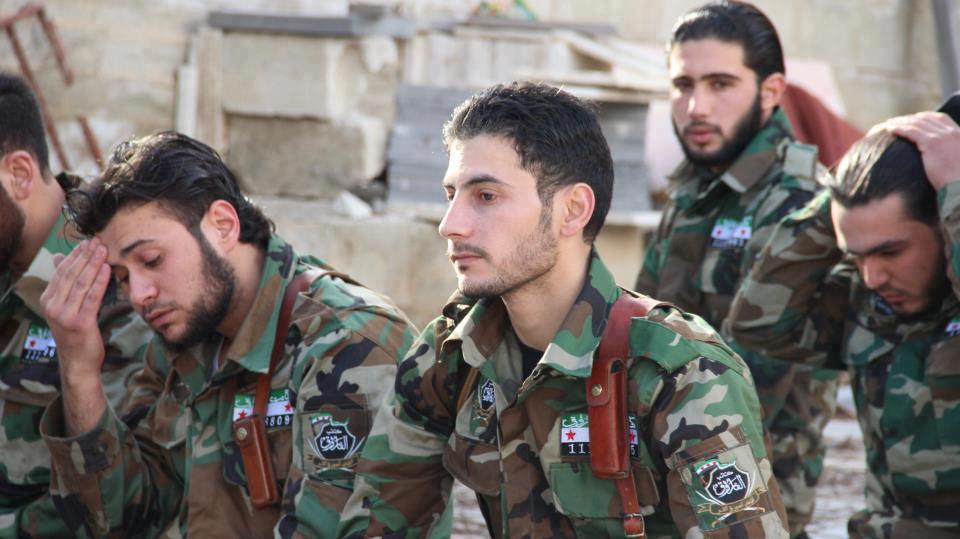 صورة الجيش الموحد يجمع الثورة..وهذه بنوده
