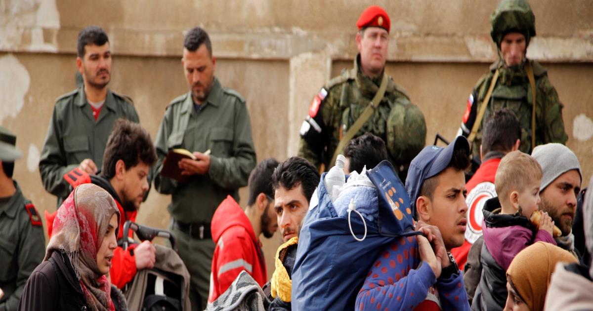 صورة 2 مليون قاصر مهجر..والأسد يشترط إخضاعهم لفحوصات DNA لتصديق سوريتهم!