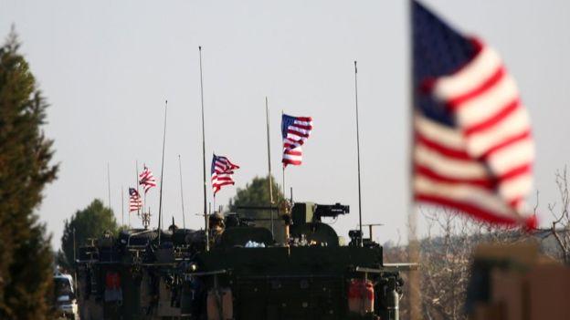 صورة ما وراء الاندفاع الأمريكي نحو دير الزور؟