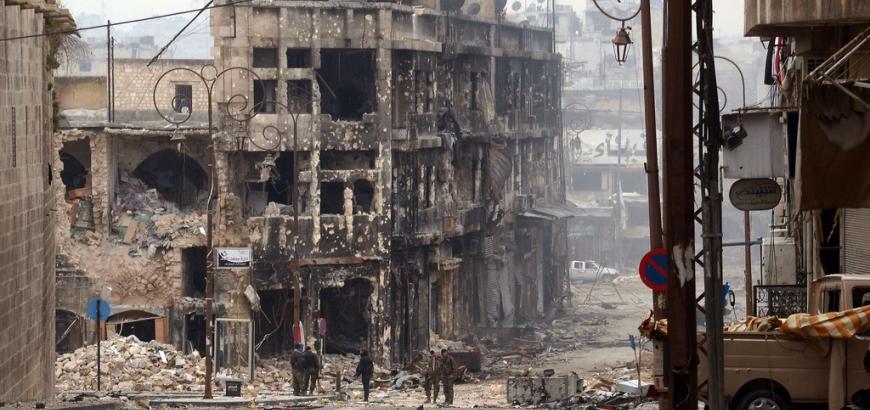 صورة قضاء 13 من الدفاع المدني و14 هجوم على مراكزهم