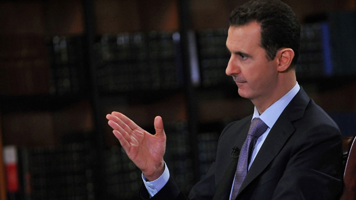 صورة مسؤول أمريكي يجدد رفض بلاده بقاء الأسد