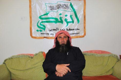 صورة الزنكي: تحرير الشام مثلت بجثث عناصرنا