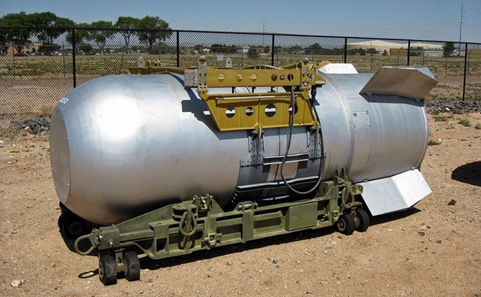 """صورة قوة انفجارها تعادل 44 طن..موسكو تضرب دير الزور بـ """"أب كل القنابل"""" الغير نووية"""