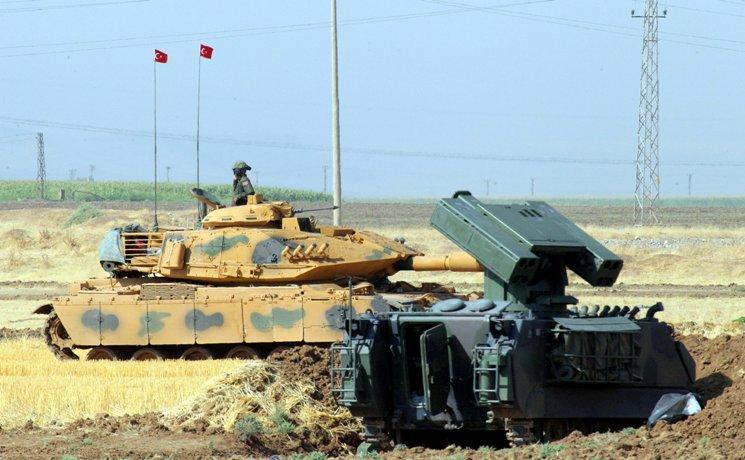 صورة تقسيم العراق أو سوريا قد يؤدي لصراع عالمي
