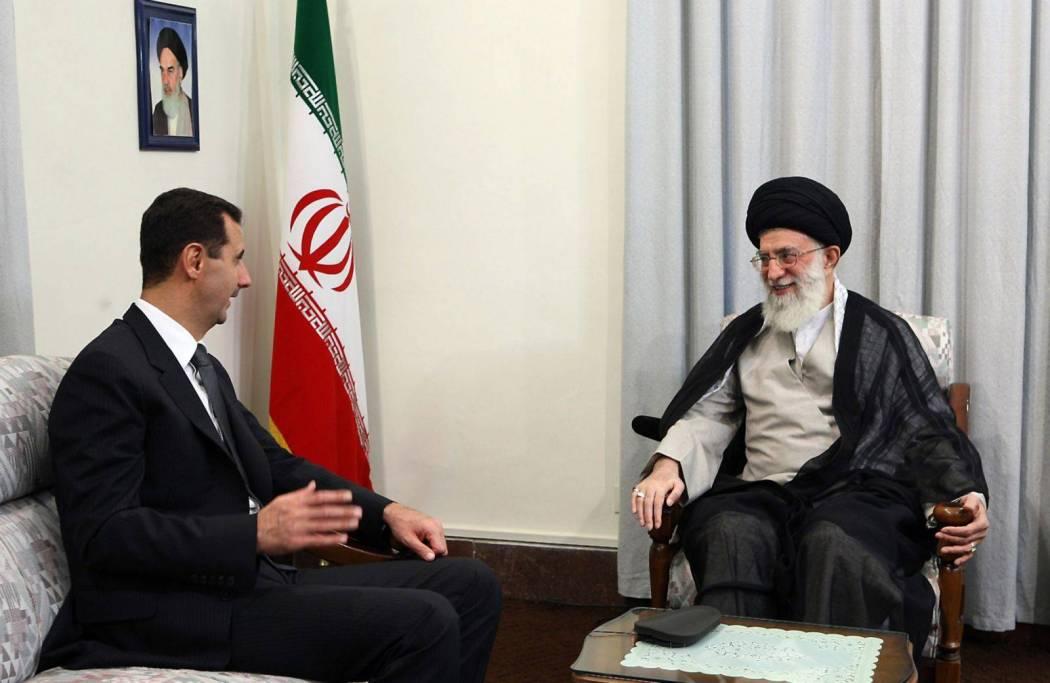 صورة تكتيك الأسد في خدمة الاستراتيجية الإيرانية