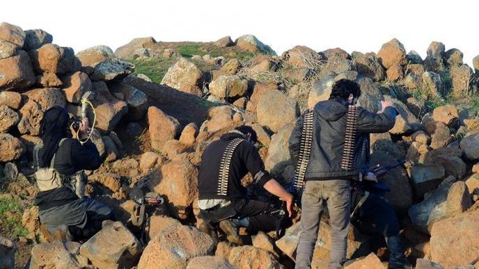"""صورة الحر يضبط خلية اغتيالات لـ""""جيش خالد"""""""