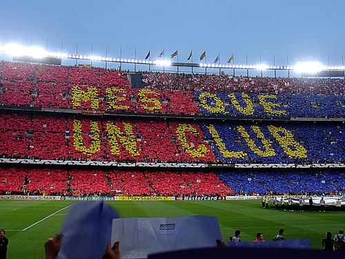 صورة برشلونة يفجر قنبلة سياسية..وهذا موقفه حول انفصال كتالونيا
