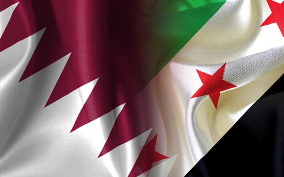 صورة الائتلاف الوطني في ضيافة الدوحة