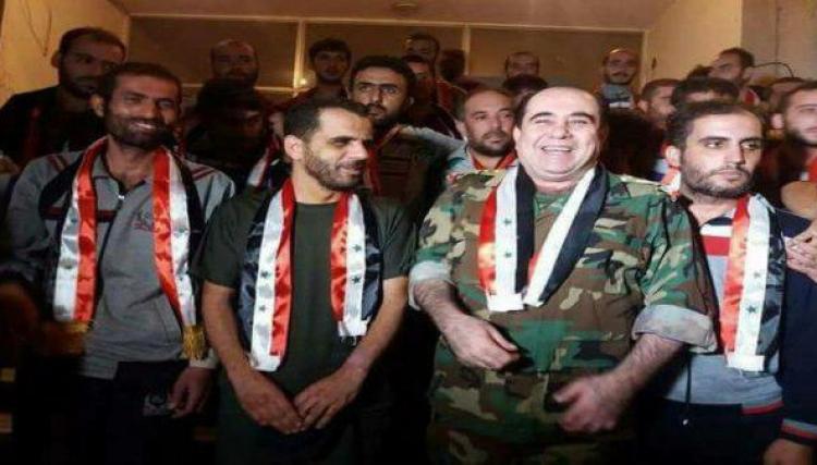 صورة لا جديد حول الهرموش..الحر يطلق سراح طيار الأسد