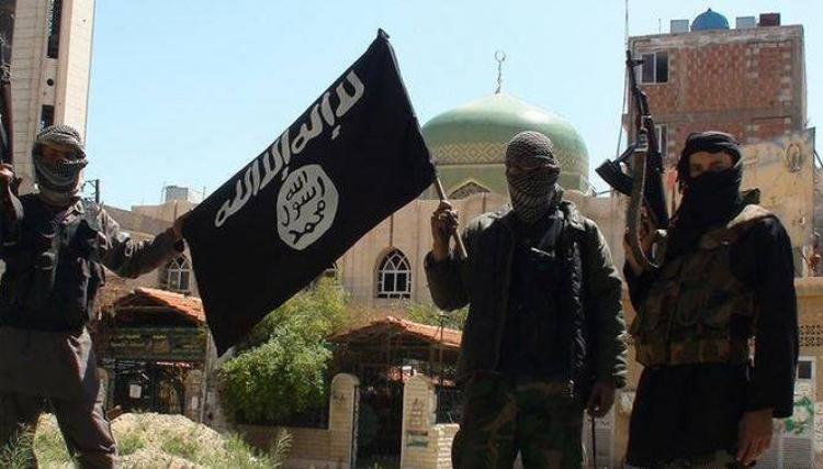 """صورة تنظيم الدولة يعين """"والي"""" جديد على دمشق"""