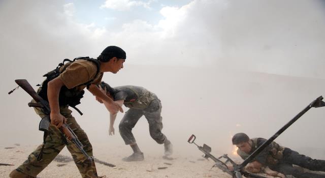 صورة مجهولون يغتالون قيادي في الحر بدرعا