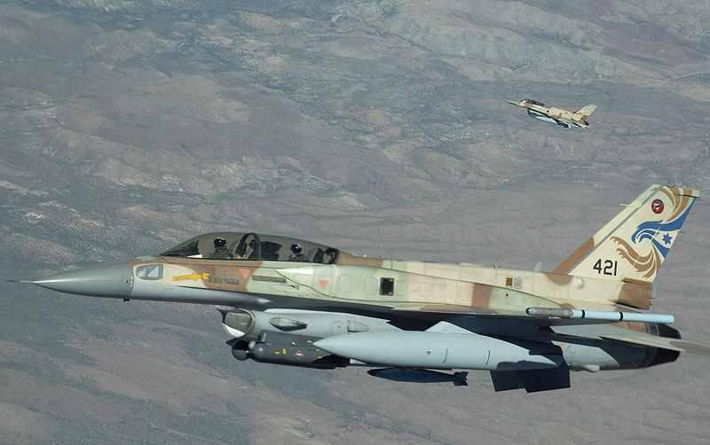 صورة جنرال إسرائيلي: موسكو لا تحول دون تدخلنا بسوريا