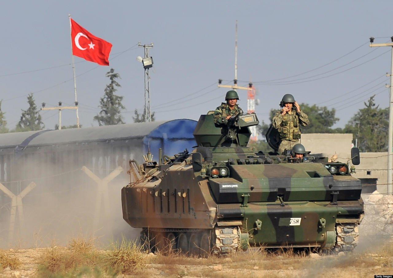 صورة لماذا فرض على تركيا دخول الأراضي السورية؟